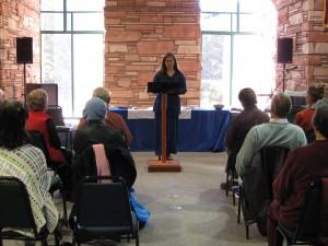Susan And Congregation
